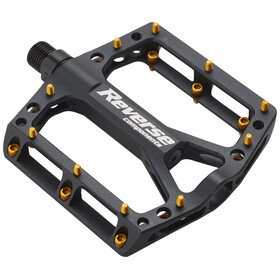 Reverse Black One Pedal black/gold